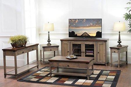 Brown Maple Furniture