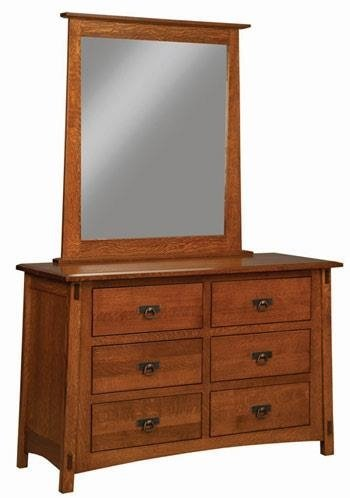 Amish Kids' Dresser, solid wood Made in America
