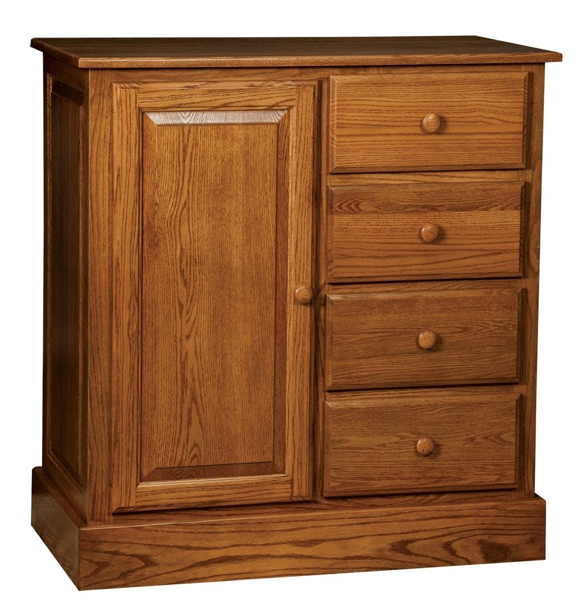 Amish Kid's Wardrobe, solid wood