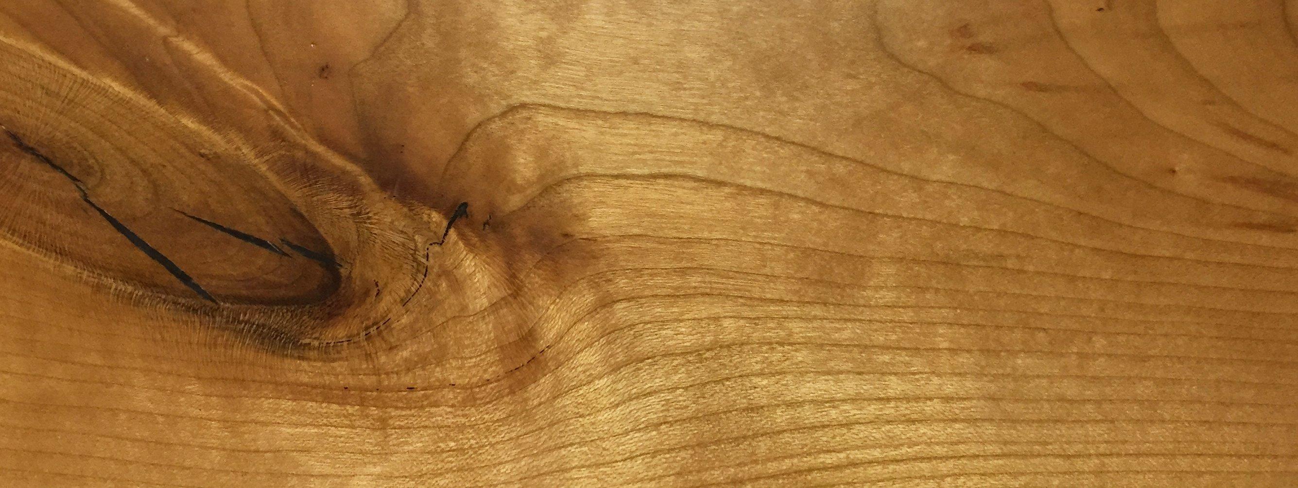 Rustic Cherry Wood Furniture