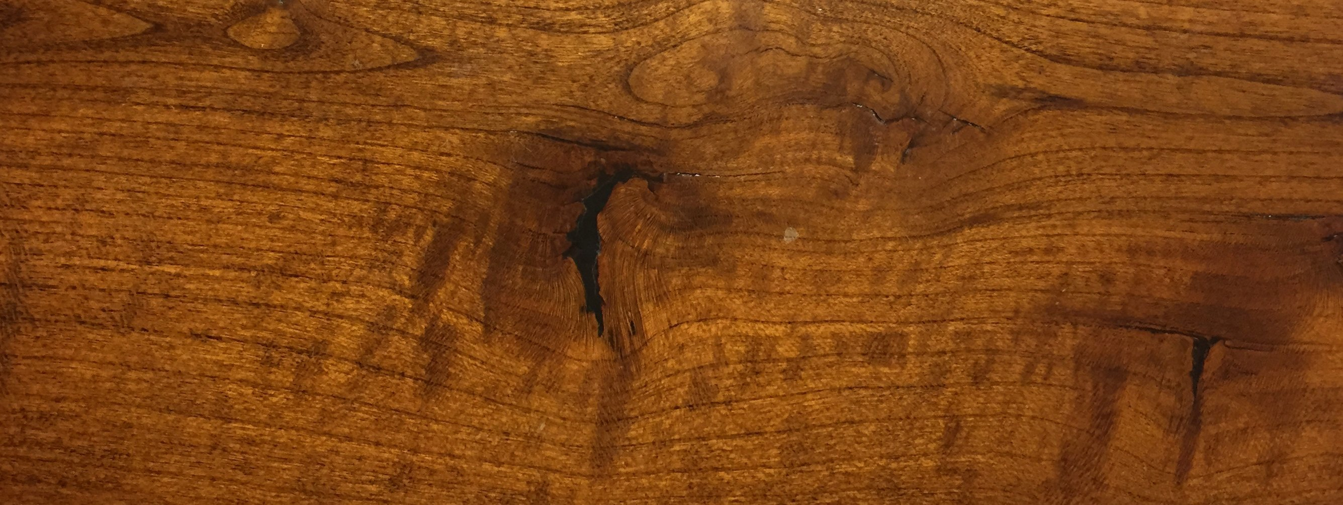Rustic Cherry with Michaels Cherry Stain