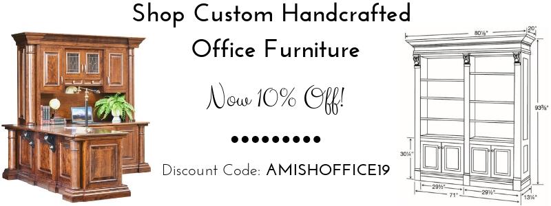 Spring Office Furniture Sale - 10% Off