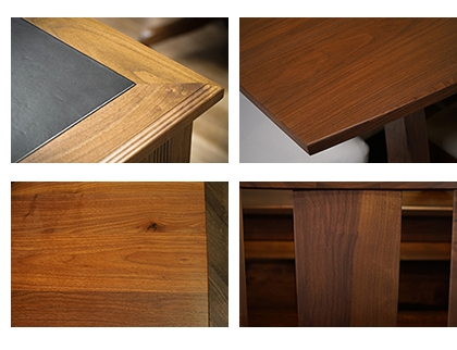 Examples of Walnut Wood