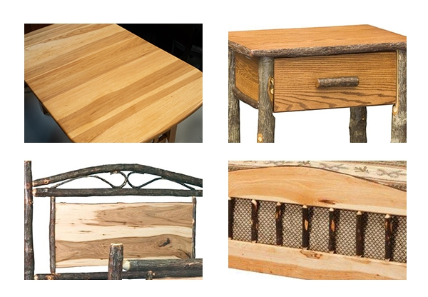 Look of Hickory Furniture
