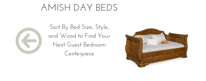 Amish Day Beds
