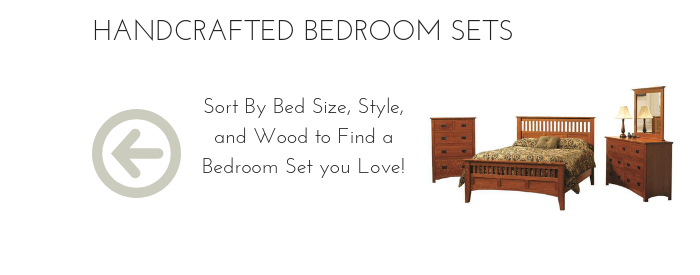 Handcrafted Amish Bedroom Sets
