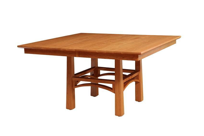 Amish Mission Square Table