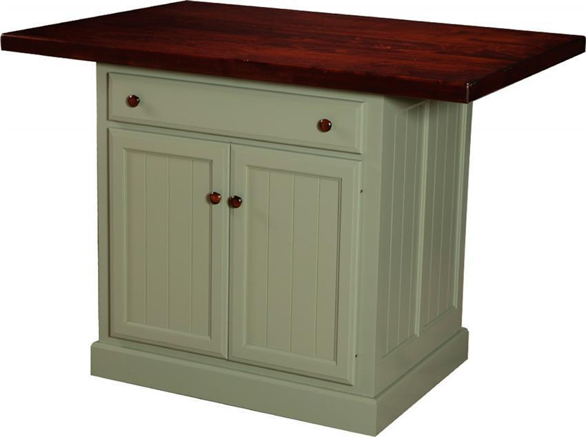 amish jefferson city kitchen island amish jefferson city island with two doors  rh   dutchcrafters com