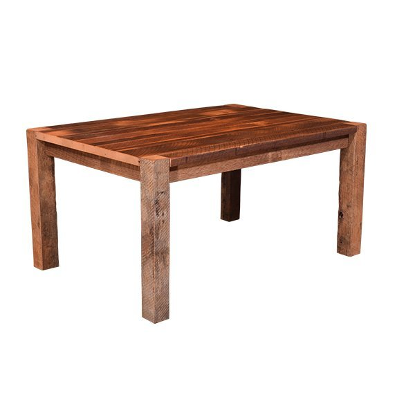 Barn Wood Dining Table – thejots.net