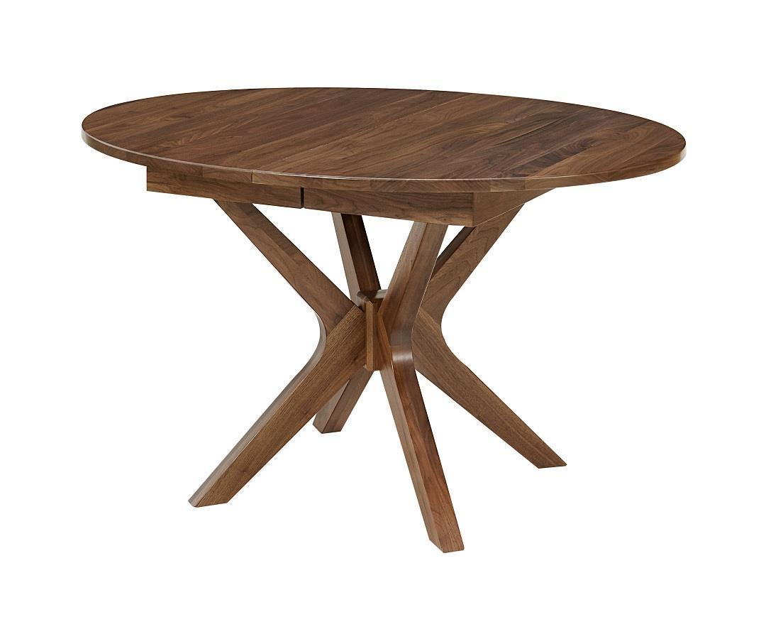 Amish vadsco pedestal dining table