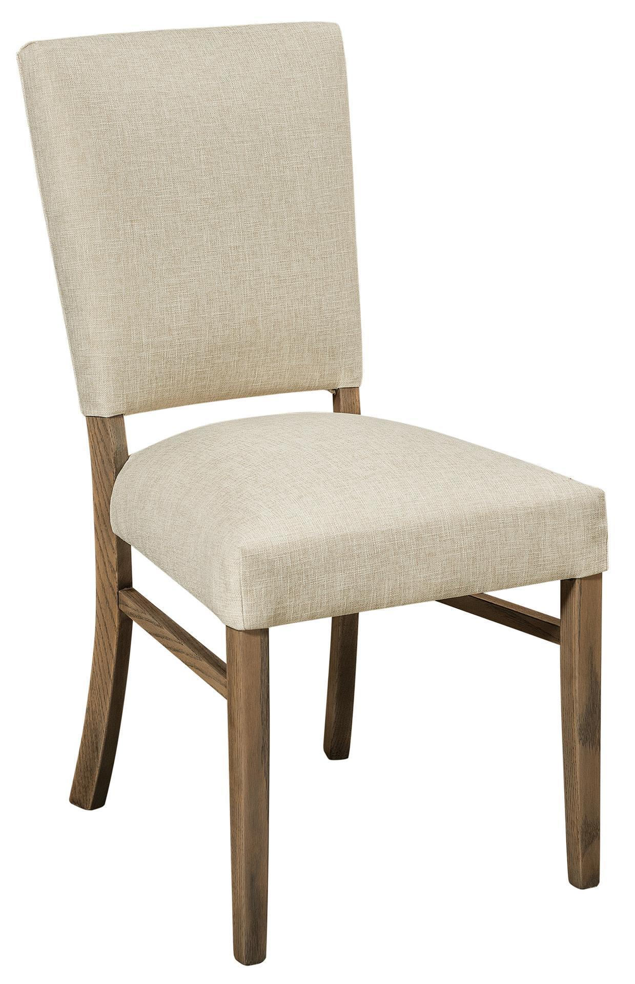 Warner Parsons Chair from DutchCrafters Amish Furniture