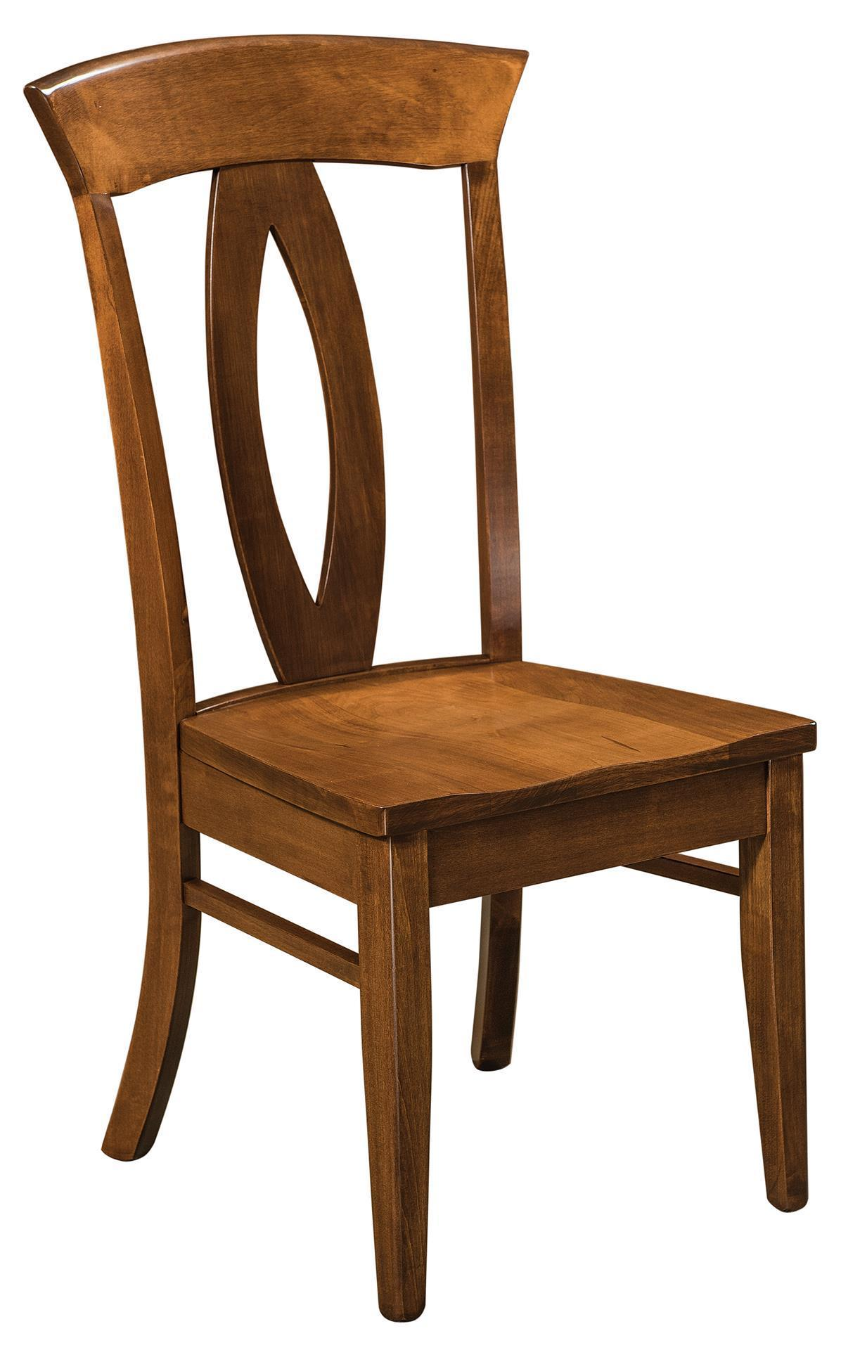 Amish Brookfield Napolean Dining Chair