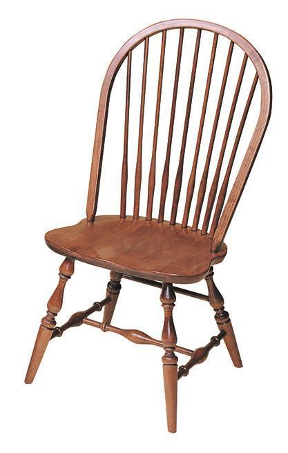 Cherry American Windsor Dining Side Chair