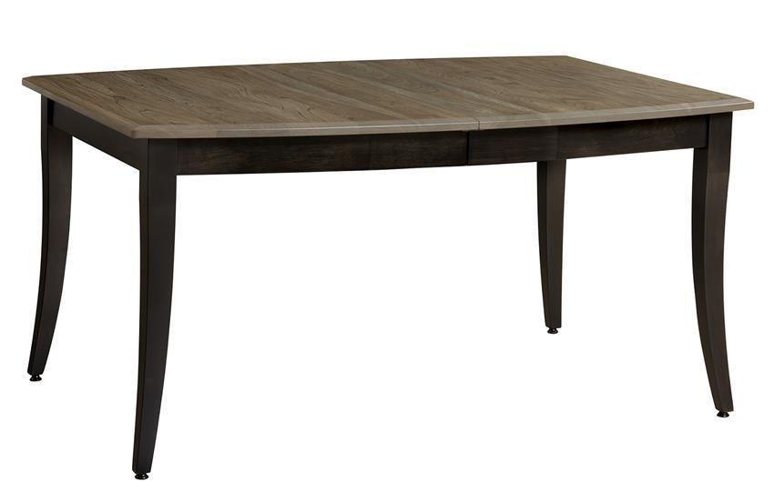 Manchester Solid Top Dining Table By Keystone