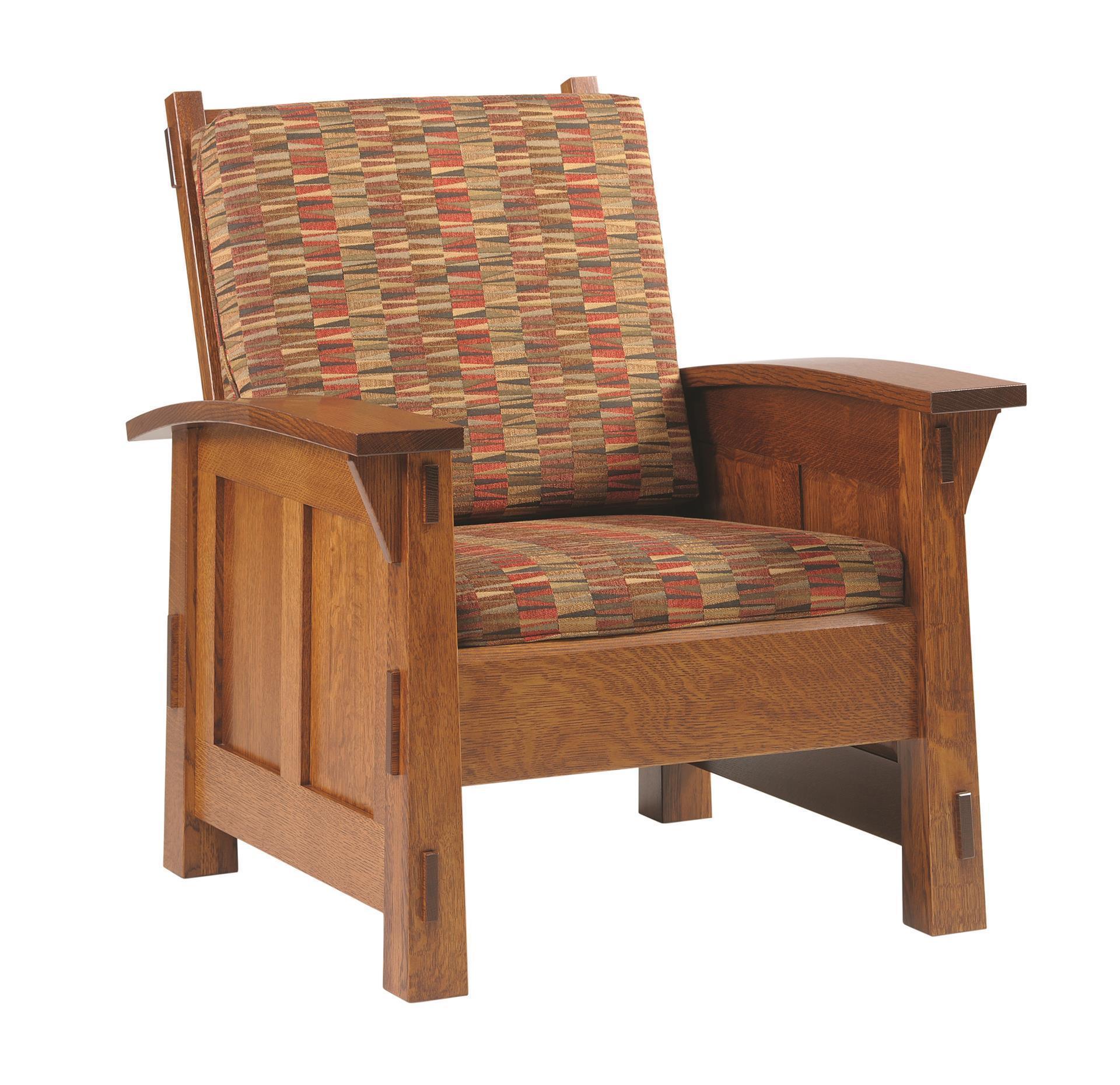 White Shaker Living Room Furniture: Goshen Shaker Living Room Set