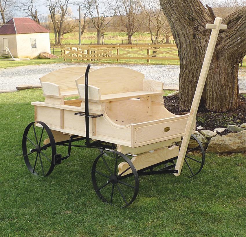 Large Wagon The Wagon