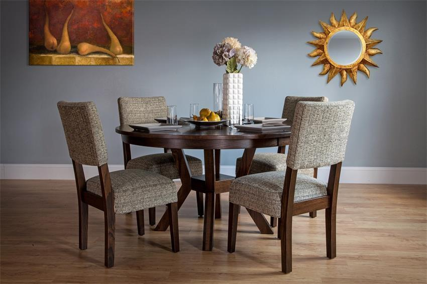 Shop The Look Amish Fulton Dining Room Set