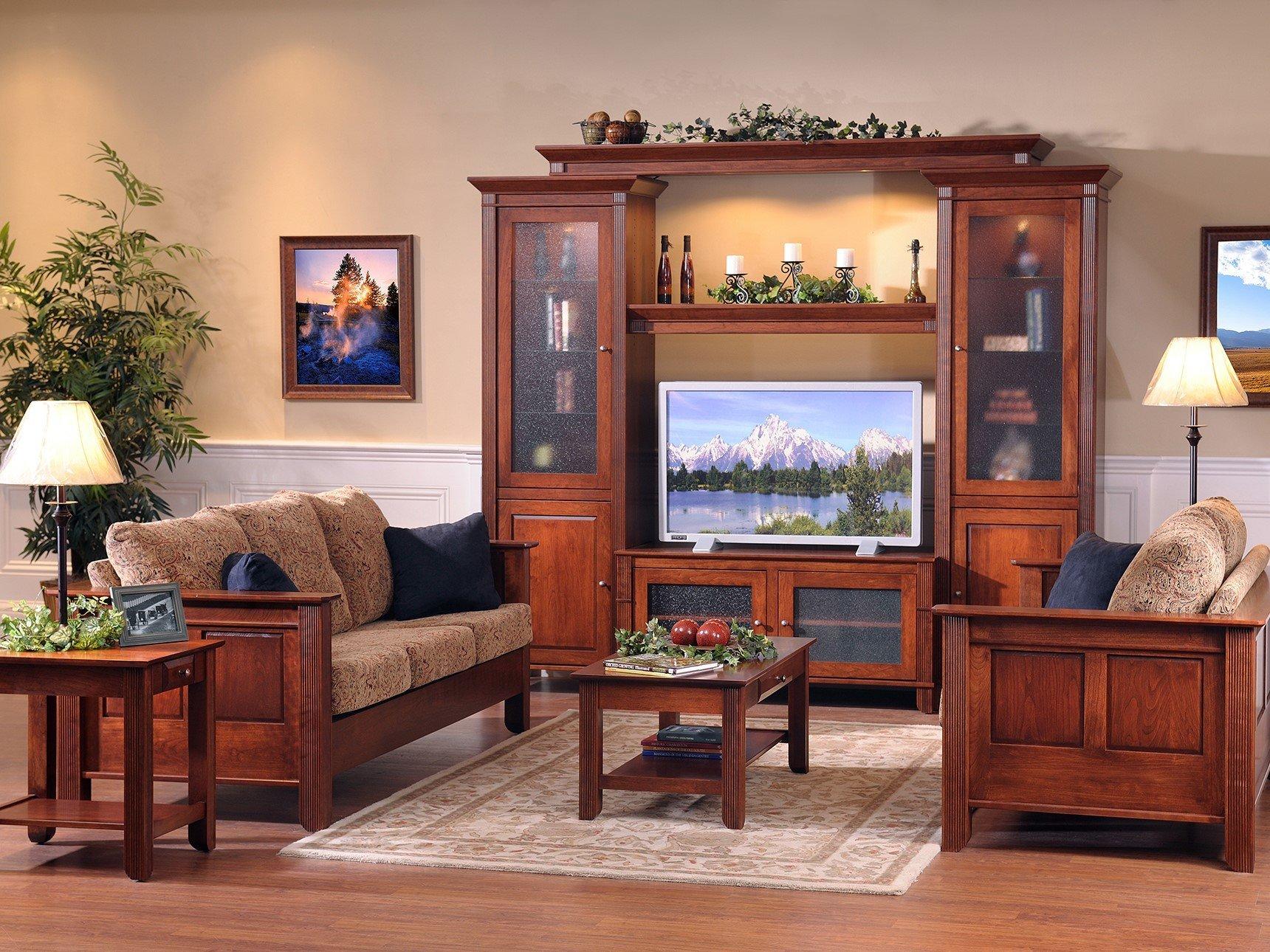shop the look  arlington living room set