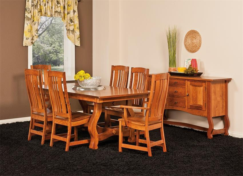 shop the look carolina dining set - Carolina Dining Room