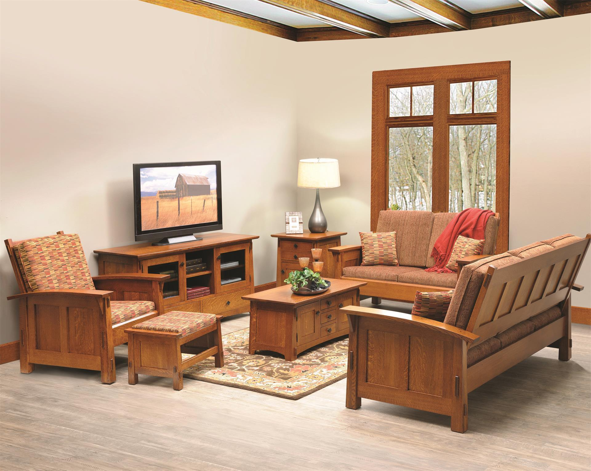 Shop The Look Goshen Shaker Living Room Set