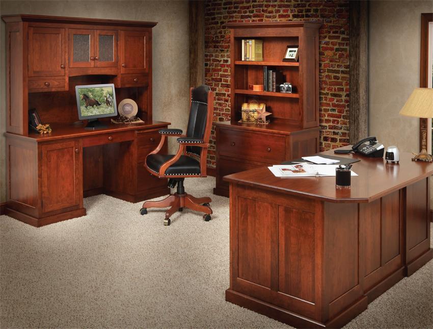 Shop The Look Homestead Executive Desk Set