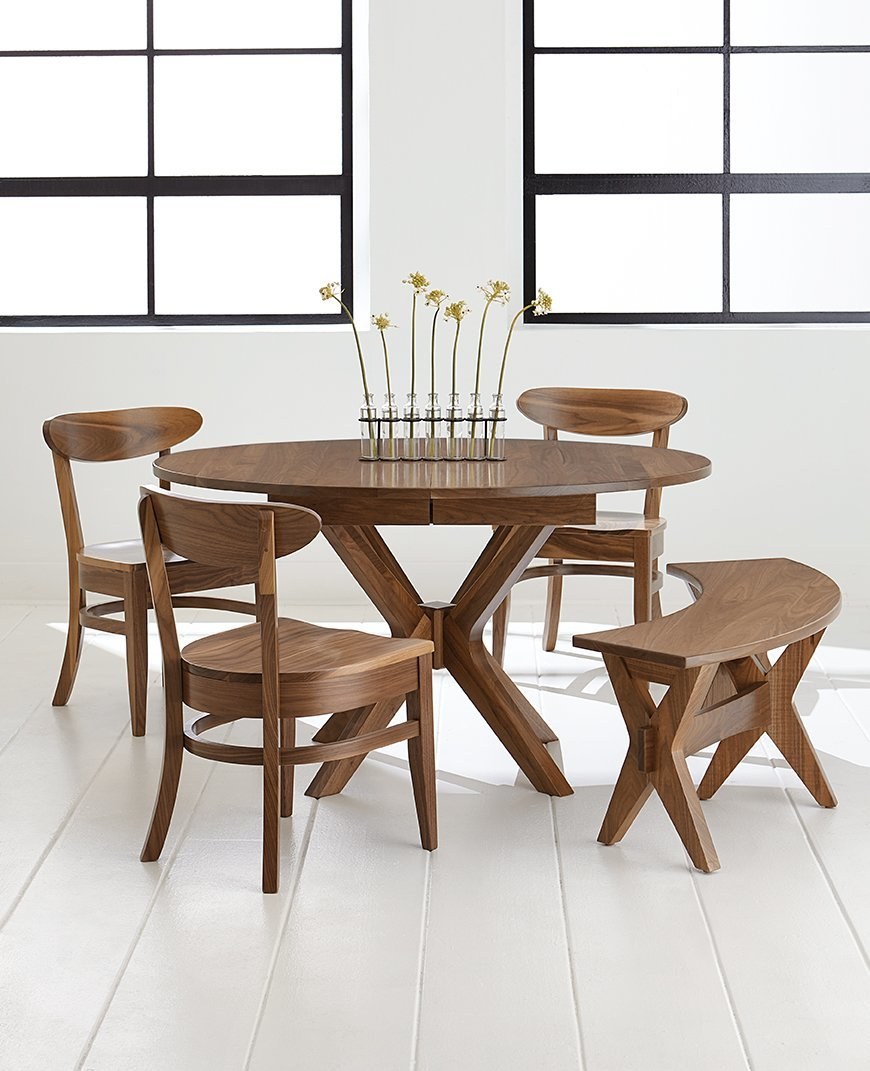 shop the look mid century modern vadsco dining set