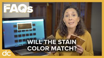 Will my Wood Furniture Stain Color Match the Photo DutchCrafters Amish Furniture