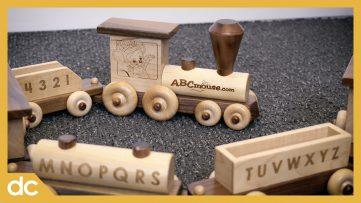 ABCmouse.com wooden train
