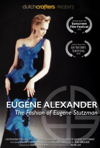 movie poster eugene alexander the fashion of eugene stutzman official selection film festival