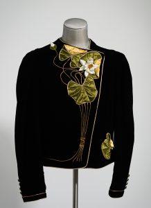 Eugene Alexander water lily jacket 1982