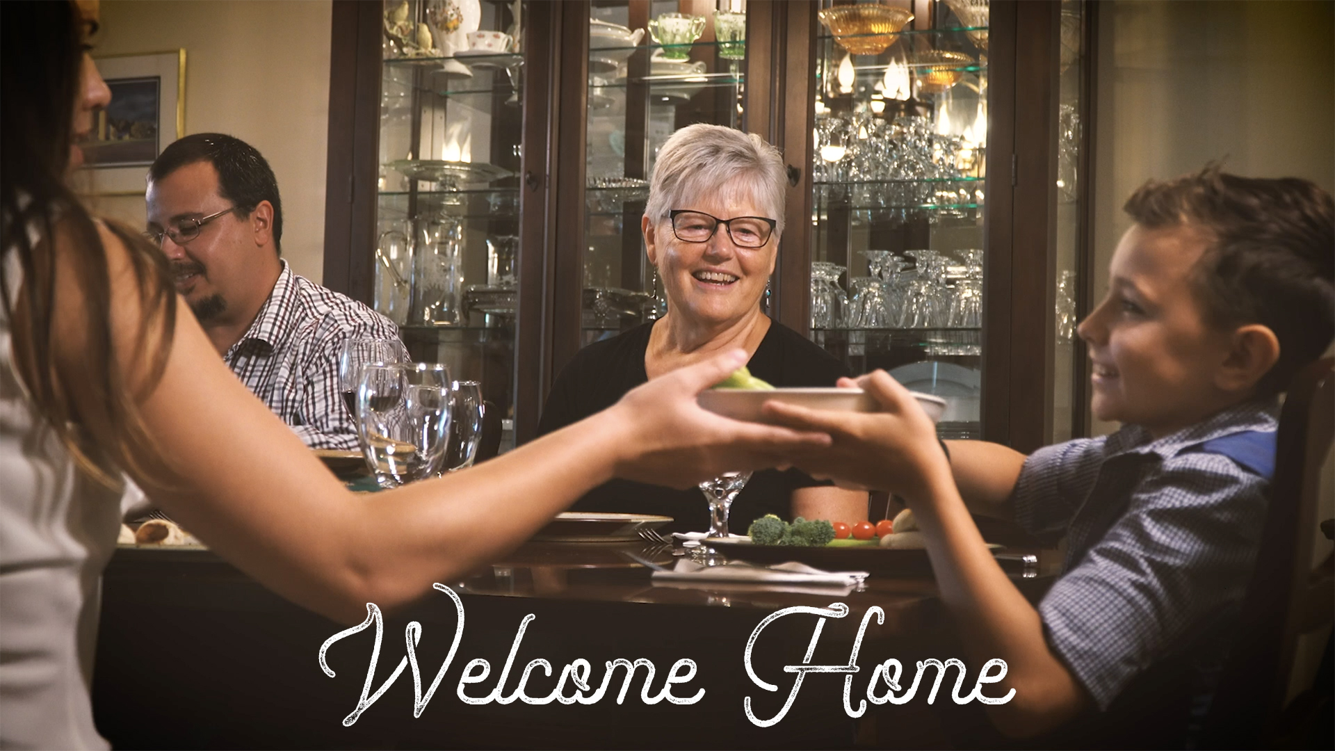 welcome home Heirloom quality furniture video