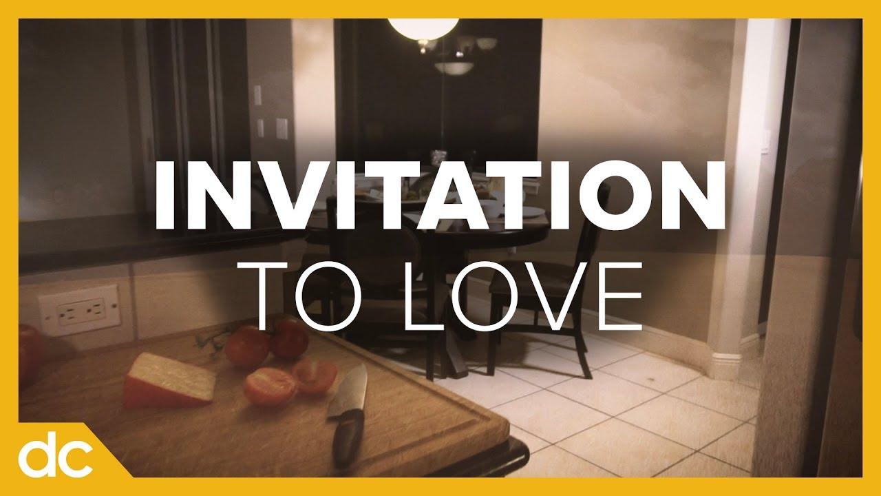 Invitation to Love Title Image