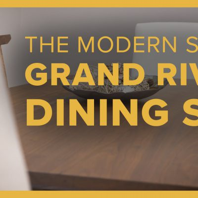 The Modern Style Grand River Dining Set