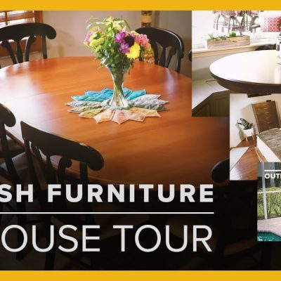 Amish Furniture House Tour Video Title