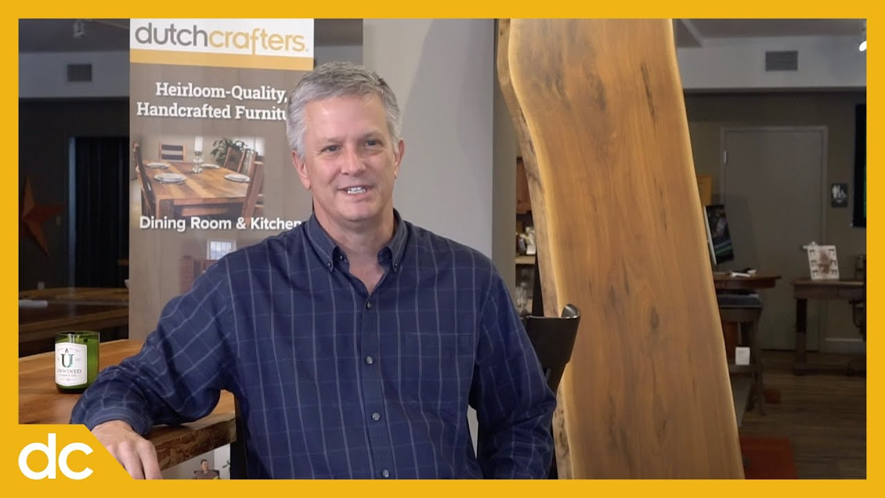 Meet Steve Amish Furniture Specialist