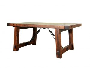 Ruff Sawn Dining Table