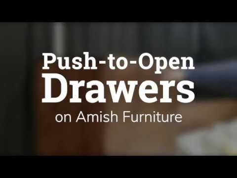 Push-to-Open Drawers Video Title