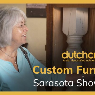 DutchCrafters Custom Furniture Sarasota Showroom