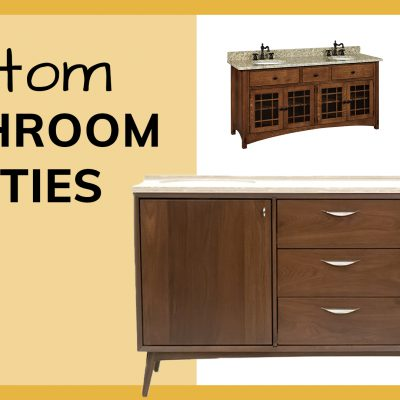Custom Bathroom Vanities Video