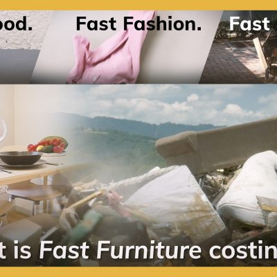 What is fast furniture costing us?