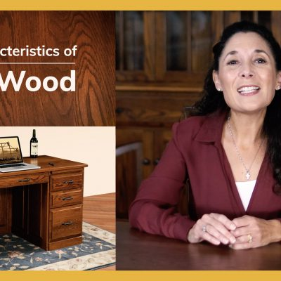 Characteristics of Oak Wood Video Title