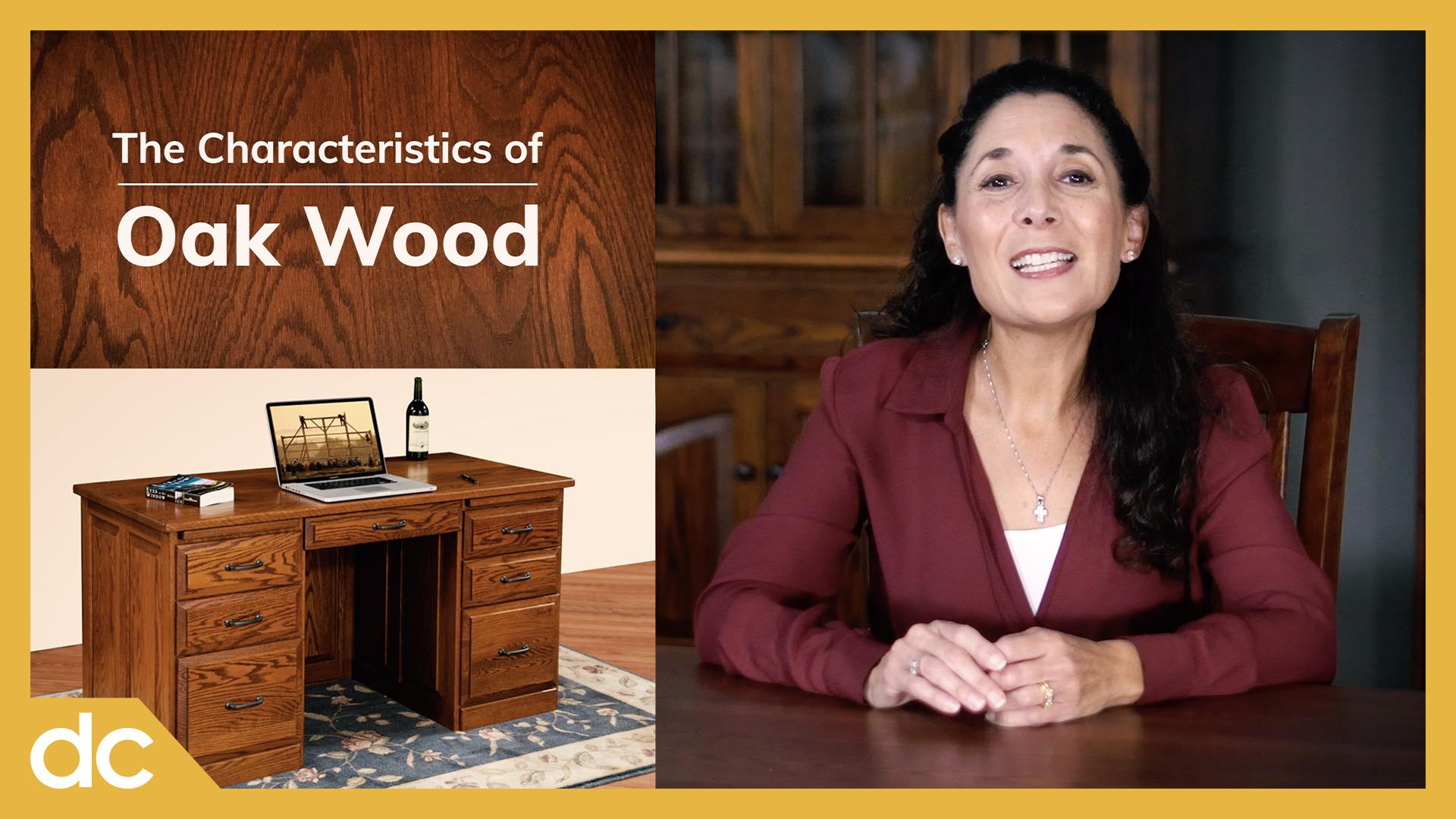 Characteristics of Oak Wood Video Title