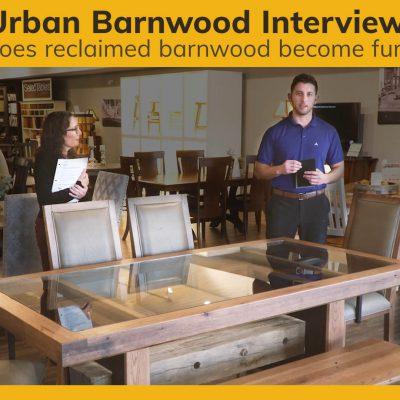 Urban Barnwood Interview Video Title