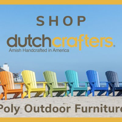 Introduction to Poly Outdoor Furniture Shop DutchCrafters