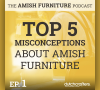 Amish Dining Room Furniture Video