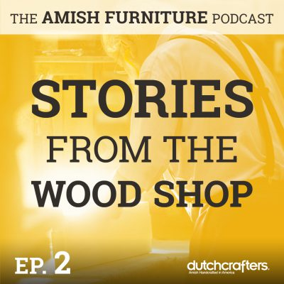 Stories from the Wood Shop Podcast
