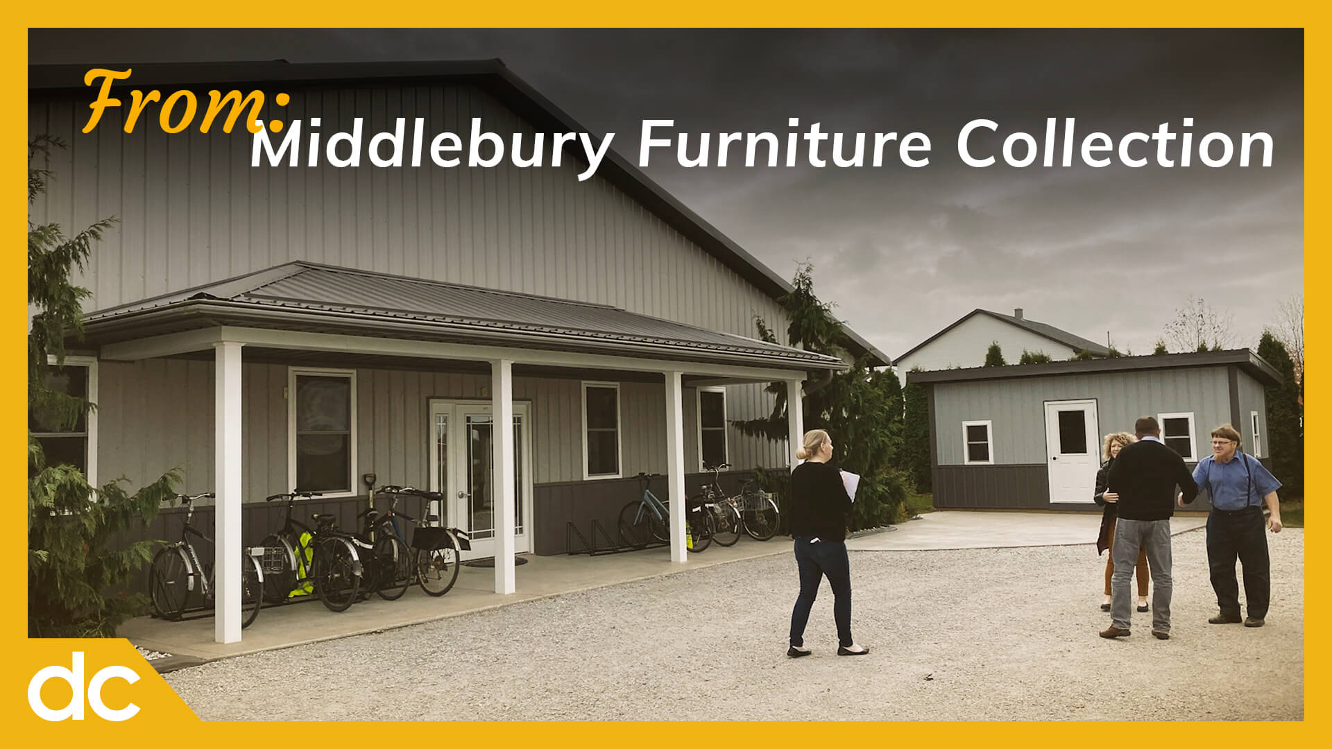 Your New Furniture from the Middlebury Furniture Collection
