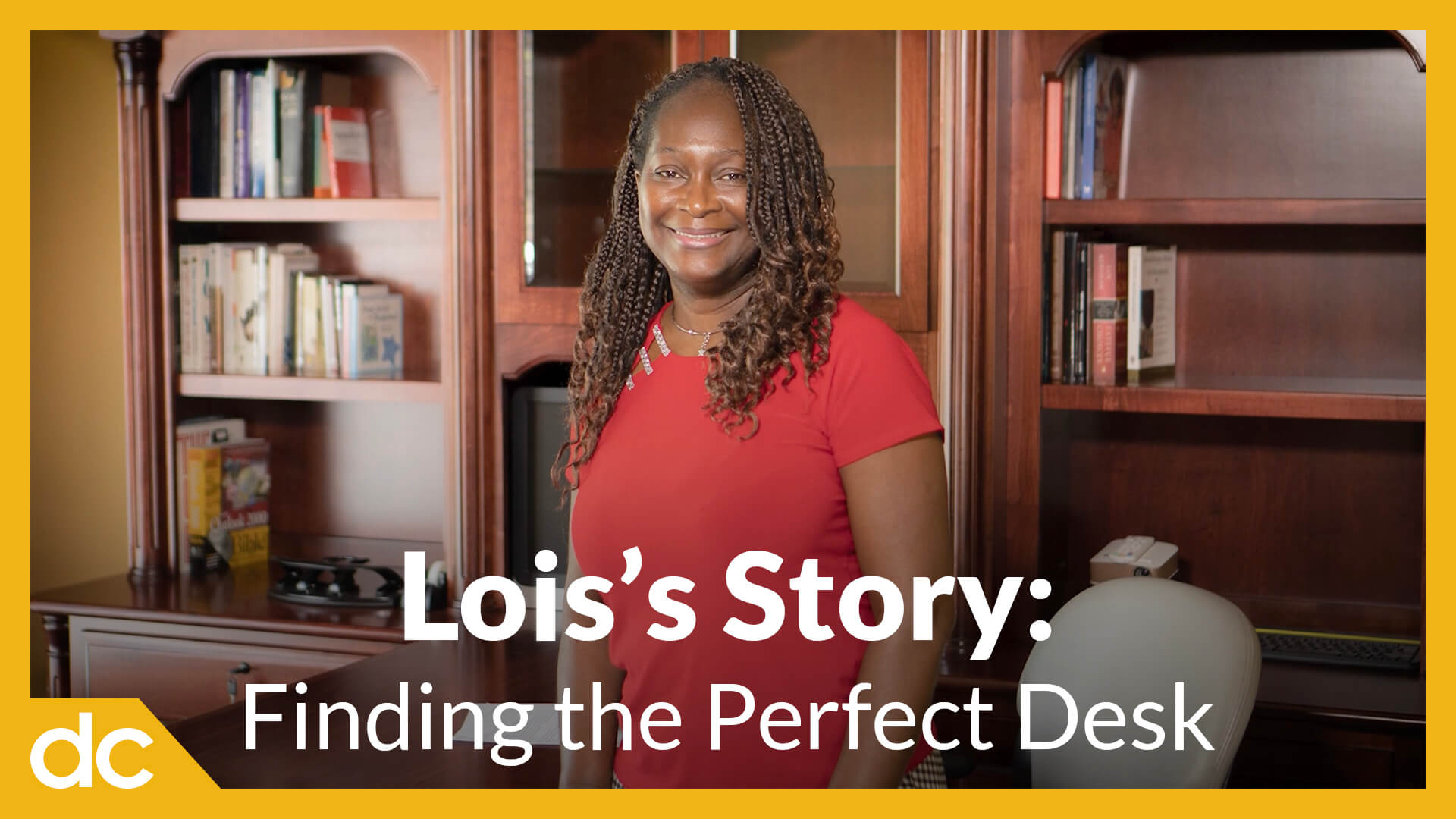 Lois's Story: DutchCrafters Shopping Experience