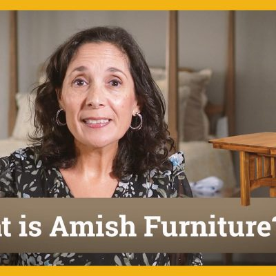 what-is-amish-furniture